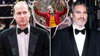 Prince William Told Joaquin Phoenix He Couldnt Watch Joker Before Bed