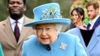Queen Elizabeth II Seemingly Shows Subtle Support for Harry, Meghan