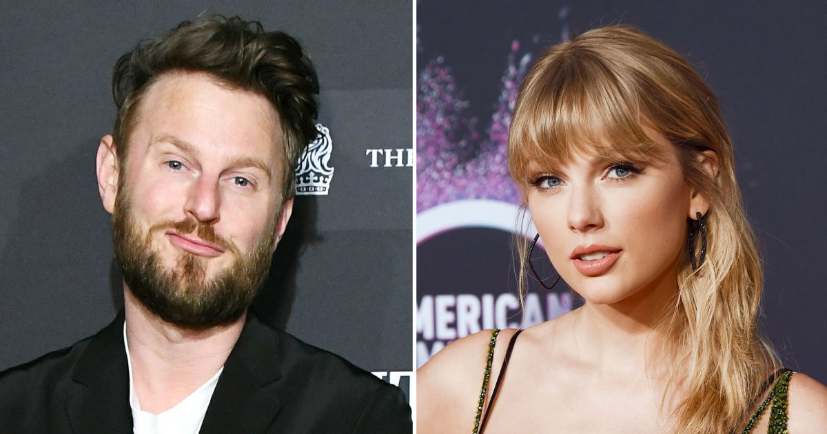 Bobby Berk 'Couldn't Be More Proud' of Taylor Swift's Political Statements