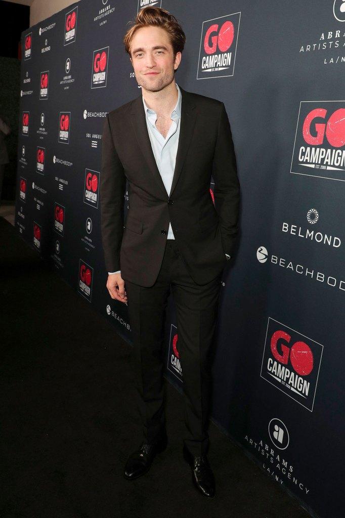 Robert Pattinson 13e gala annuel Go Go Smells Like a Crayon