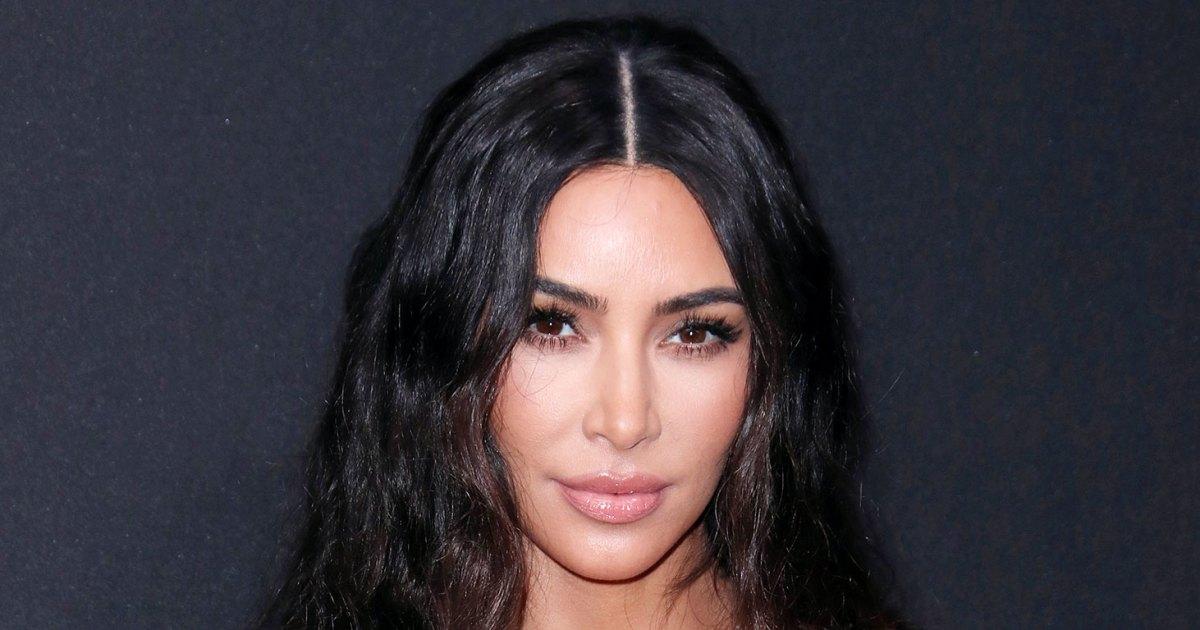 Jam! Vegan Meals! See What's Inside Kim Kardashian's Walk-In Fridge