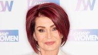 Sharon Osbourne's Shocking Hair Transformation