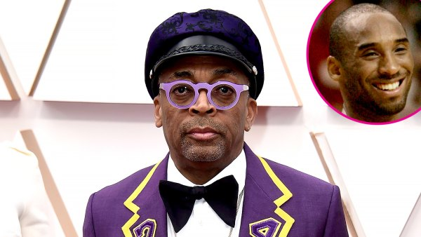 Spike Lee's Purple Suit at the Oscars Is a Tribute to Kobe Bryant p