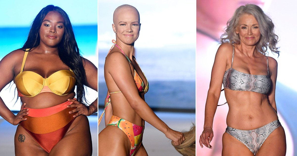 Sports Illustrated Swim' Finalists Tell Us How It Feels to Be Included