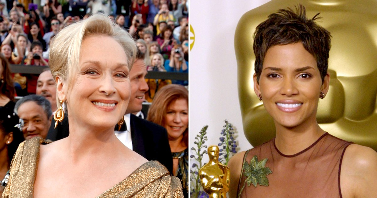 Meryl! Halle! Stars and Movies That Made History at the Oscars