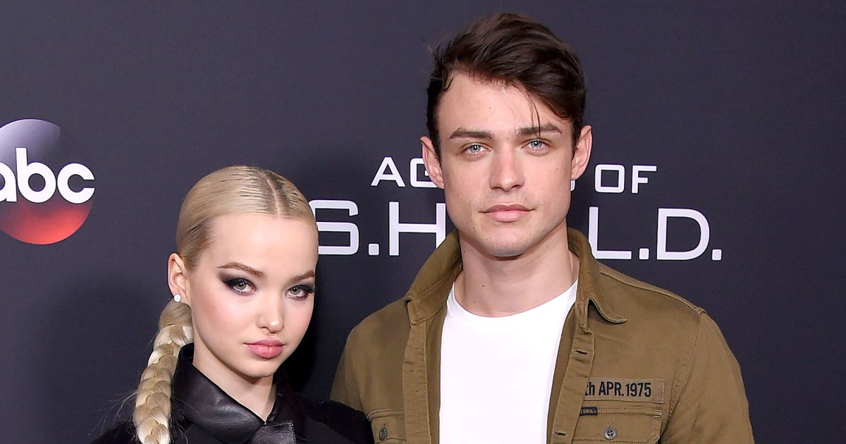 Thomas Doherty Reveals His 'Beautiful' Valentine's Plans With Dove Cameron
