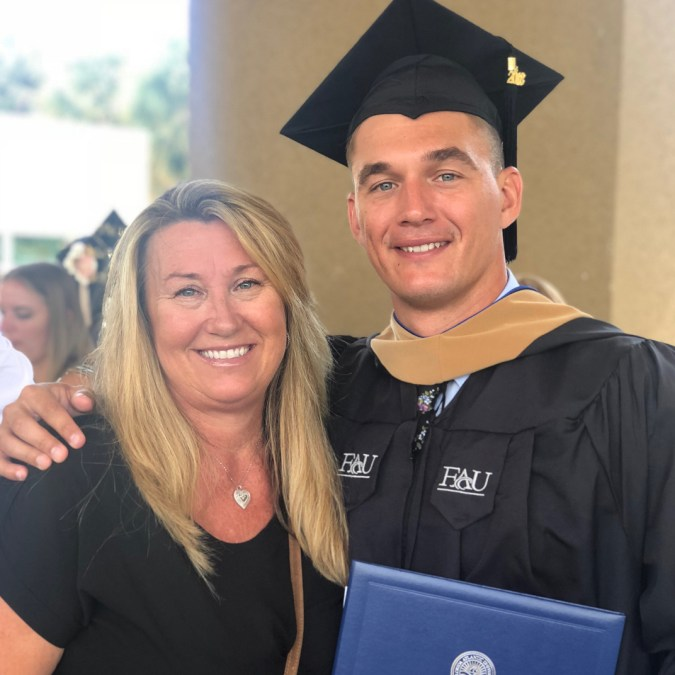 Image result for tyler cameron mom andrea