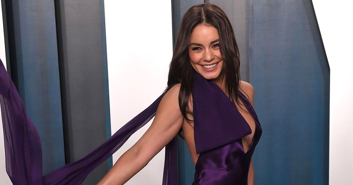 Single and Sizzling! Vanessa Hudgens Crushes Oscars Afterparty Carpet