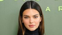 Kendall Jenner attends NYFW Fall/Winter 2020 - Longchamp at Hudson Commons, in New York