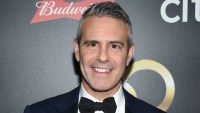 Andy Cohen Is 'Feeling Better' After His Coronavirus Diagnosis, Plans to Film 'WWHL' From Home