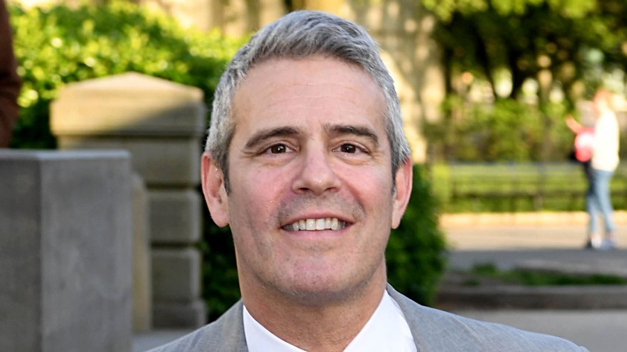 Andy Cohen Reveals He Has Tested Positive Coronavirus