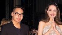 Angelina Jolie Son Maddox Returns From College Over Coronavirus
