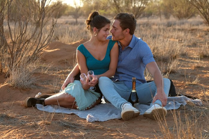 Bachelor Season Finale Part 1 Peter Weber and Hannah Ann