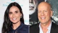 emi Moore Wishes Her Ex-Husband Bruce Willis a Happy Birthday With Throwback Family Photo