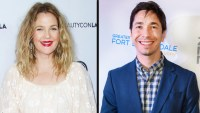 Drew Barrymore Banters With Ex-Boyfriend Justin Long on Instagram