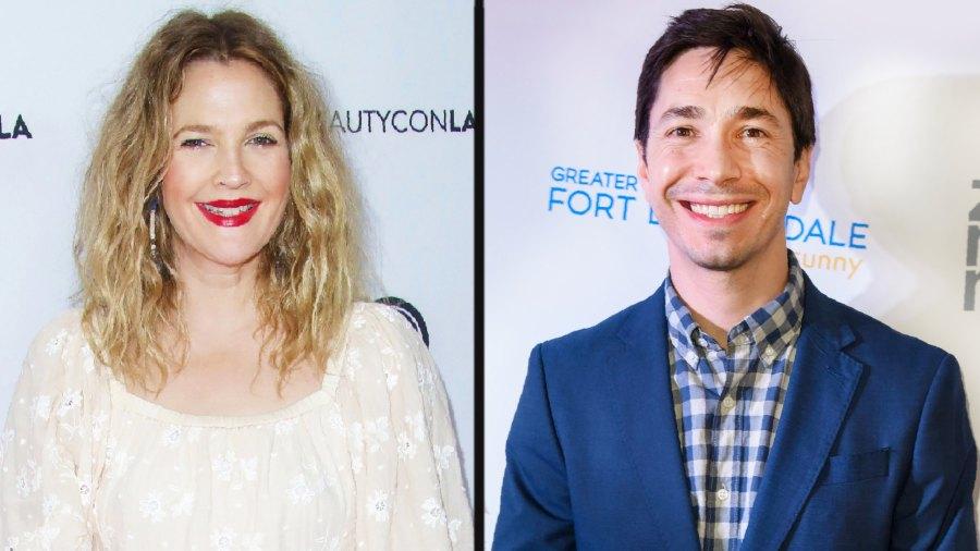 Drew Barrymore Banters With Ex-Boyfriend Justin Long on Instagram