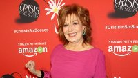 Joy Behar Takes Temporary Leave of Absence From The View Due to Coronavirus