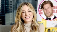Kaley Cuoco Is 'Excited' for First Home With Husband Karl Cook p