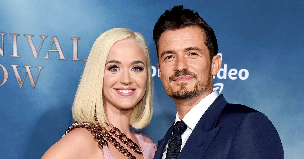 Katy Perry Gives Birth Welcomes 1st Child With Orlando Bloom