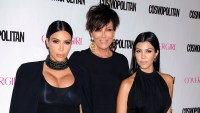Kris Jenner Jokes She Washed Her Hands a Lot While Baking for Her Kids 3