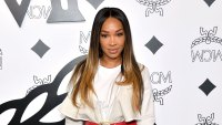 Malika Haqq Pregnant Celebrities Celebrate Baby Showers
