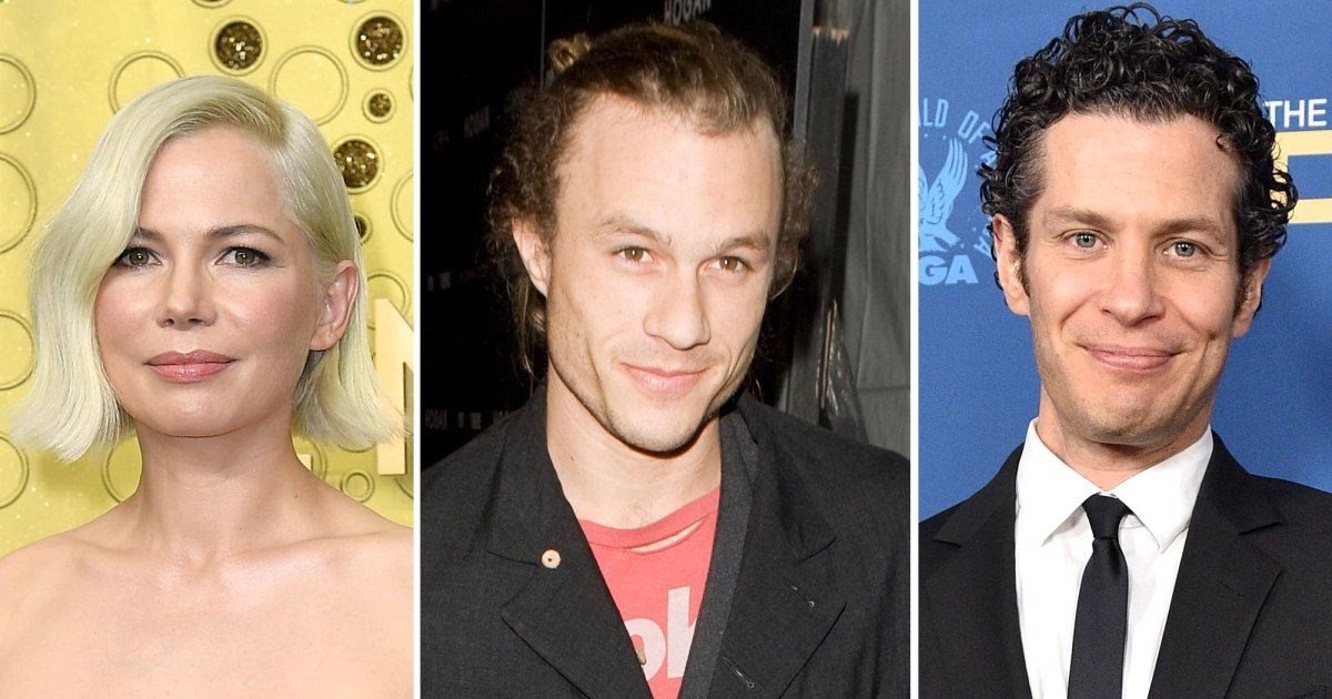 Dated heath ledger who An Update