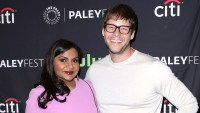 Mindy Kaling Bakes Chocolate Chip Cookies With Help From Ike Barinholtz