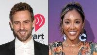 Nick Viall Thinks Tayshia Adams Would Be a Bad Bachelorette