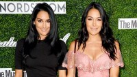 Nikki Bella and Brie Bella Share What It's Like Being Pregnant and Quarantined Together
