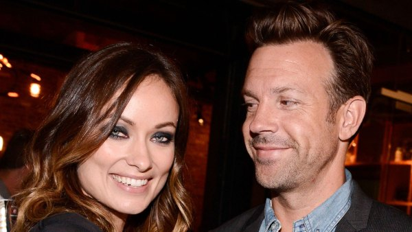 Olivia Wilde Jason Sudeikis A Timeline of Their Relationship