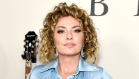 Shania Twain Says Worrying About Aging Is a 'Waste of Time'