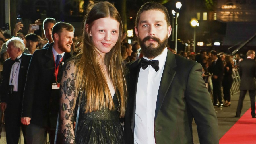 Shia LaBeouf Reunites With Ex-Wife Mia Goth Nearly 2 Years After Separating