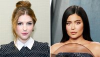 Anna Kendrick and Kylie Jenner Stars Who Love Food Delivery Apps