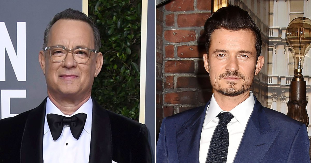 Stars Affected by Coronavirus: Tom Hanks, Orlando Bloom and More