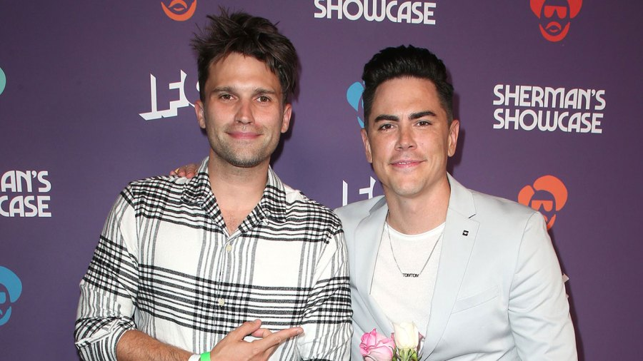 Tom Schwartz, Tom Sandoval Raise Money for Employees Via Cameo