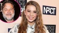 Bindi Irwin Calls Russell Crowe Family Reveals Wedding Gift He Gave Her