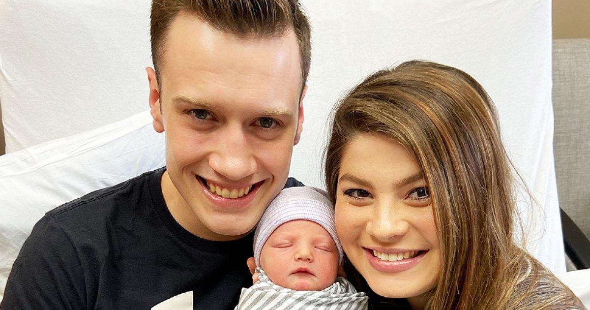 Bundles of Joy! See Celebrity Babies Born During the Coronavirus Pandemic 1