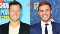 Colton Underwood Reveals He Wasnt Allowed to Publicly Talk About Peter Webers Bachelor Season