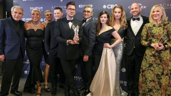 Dan Levy Does Right By Everyone With Schitts Creek Series Finale
