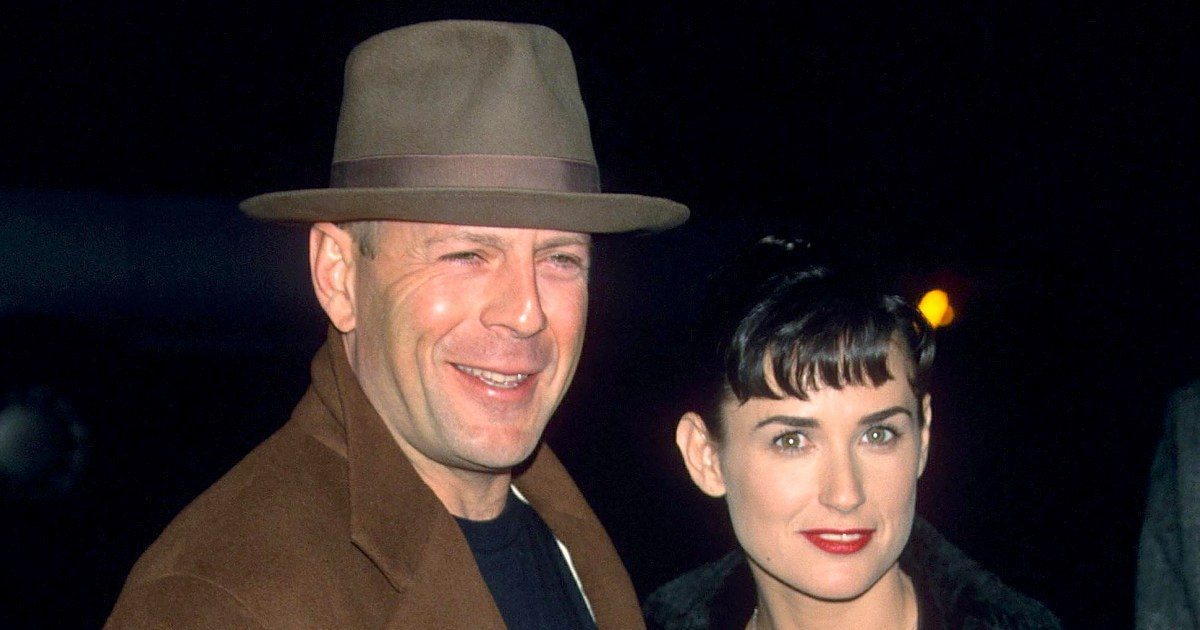Demi Moore and Bruce Willis' Amicable Relationship Through the Years