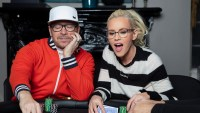 Donnie Wahlberg Jenny McCarthy poker