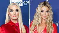 Erika Jayne Denise Richards Repeatedly Left in Middle of Filming
