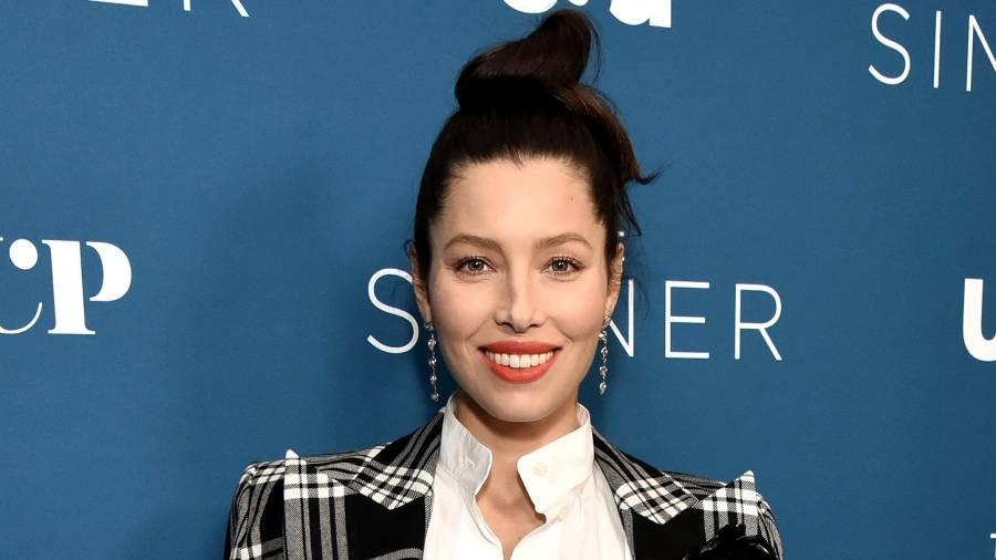 Jessica Biel Says Son Silas Is 'Covered' in Birthday Cake in Sweet Tribute as He Turns 5
