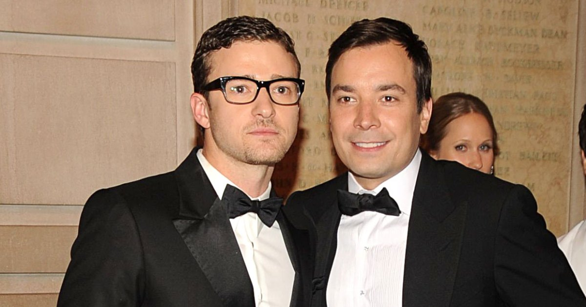 Jimmy Fallon and Justin Timberlake Reminisce on the Start of Their Bromance