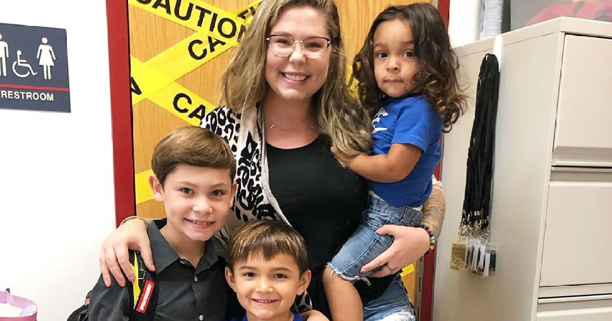 Kailyn Lowry Will 'Absolutely Not' Vaccinate Her Kids for Coronavirus
