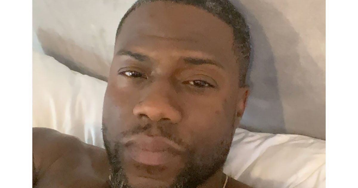 Kevin Hart Claps Back at 50 Cent for Making Fun of Grays: 'F--k Off Man'