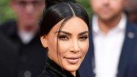 Kim Kardashian Says She Hasn't Worn Makeup in Weeks
