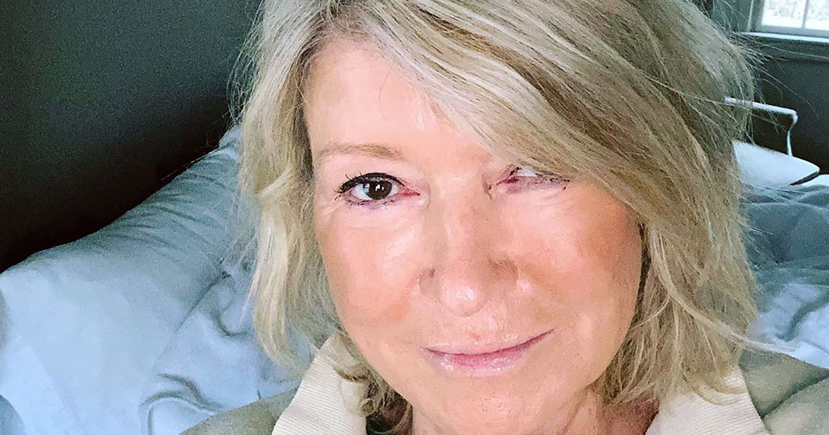 Martha Stewart Misses Her Glam Squad: 'I Think About You All Daily'
