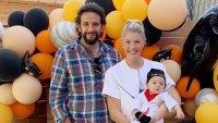Nick Cordero and Amanda Kloots Family Album