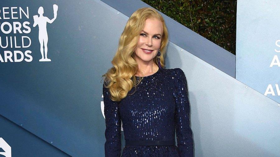 Nicole Kidman Wont Jeopardize Her Family for Role Screen Actors Guild